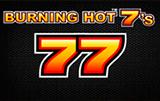 Burning Hot 0's — игровой устройство онлайн