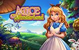 Alice In Wonderland игровой автоматический прибор Вулкан