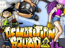 Играйте во Отряд Разрушителей на клубе Вулкан