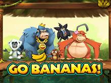 Вперед Бананы! – играйте на реальные деньги