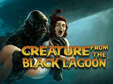 Играть на игровом автомате Чудовище Из Черной Лагуны
