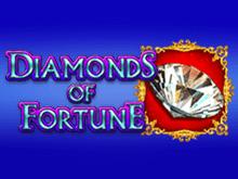 Diamonds Of Fortune — 0-барабанный слот на деньжонки во клубе Вулкан